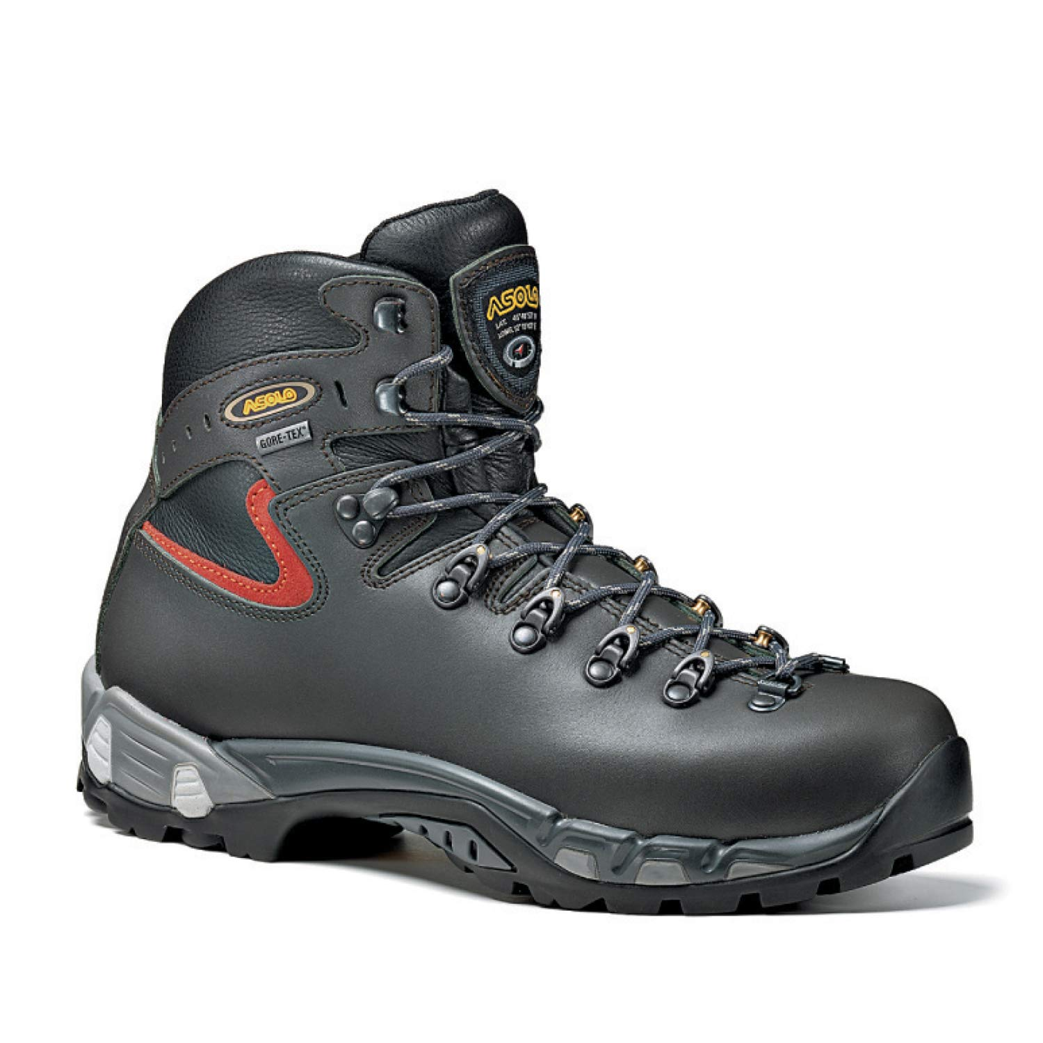 Asolo Power Matic 200 GV Men's Waterproof Hiking Boot for Backpacking, Technical terrains, and Long Distance Hiking by Asolo
