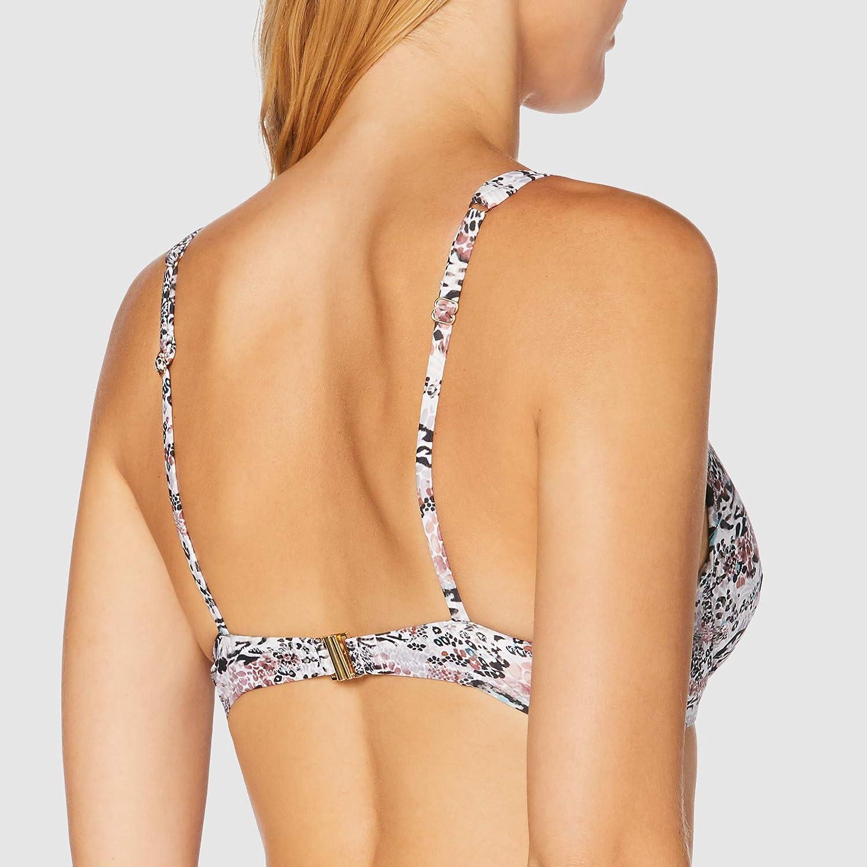 LOVABLE African Safari Parte Superiore del Bikini Donna