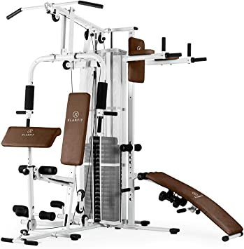 entrenamiento de piernas en gym