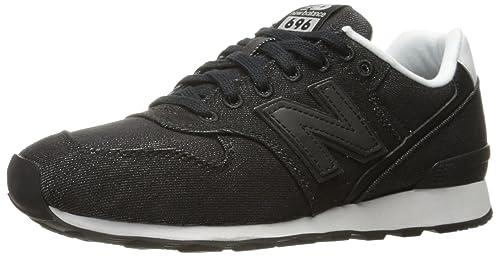 New Balance 696 negro