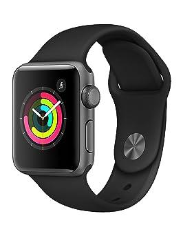 Apple Watch Series 3 Reloj Inteligente Gris OLED GPS (satélite): Amazon.es: Electrónica