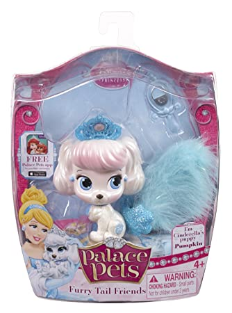 2c54a1ab381 Disney Princess Palace Pets Furry Tail Friends (Assortment)  Amazon ...