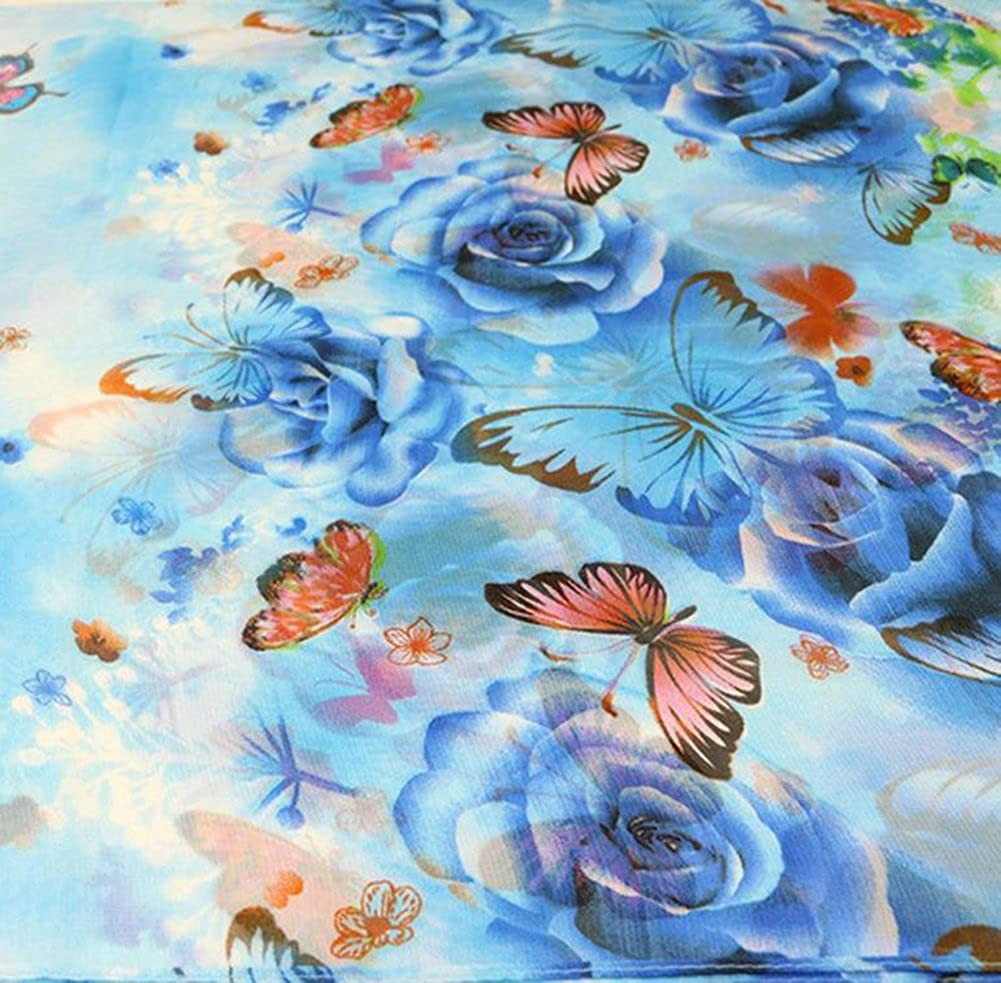 Westeng Sciarpa Donna Blu Blue