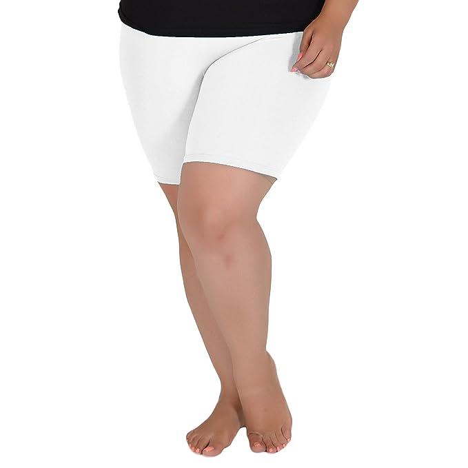 5 Pantalones Cortos De Lycra Para Evitar El Roce De Los Muslos En Las Mujeres Plus Size La Opinion