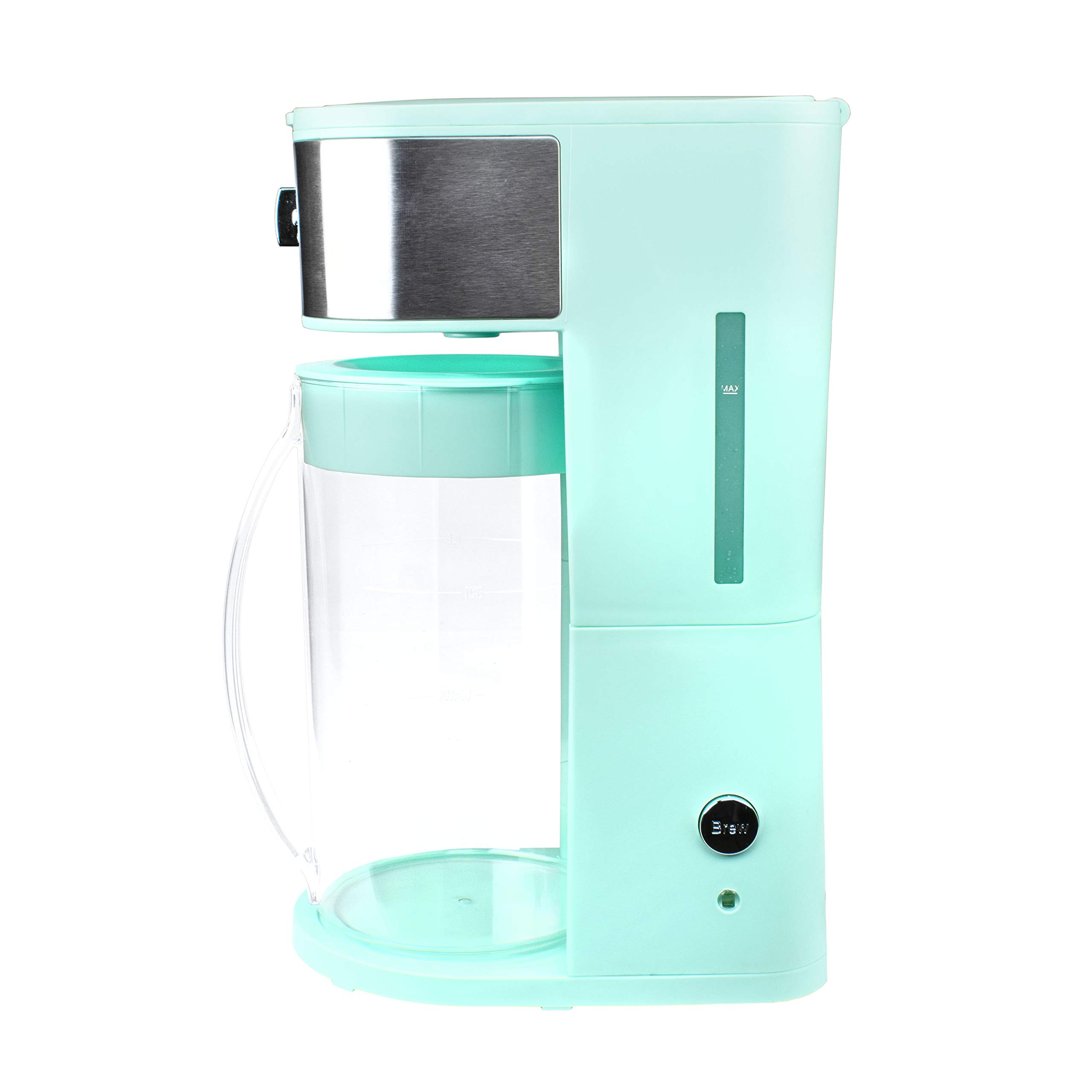 Brentwood Iced Tea and Coffee Maker with 64oz Pitcher (BLUE) by Brentwood (Image #4)