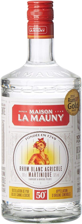 LA MAUNY RON 50 GRADOS