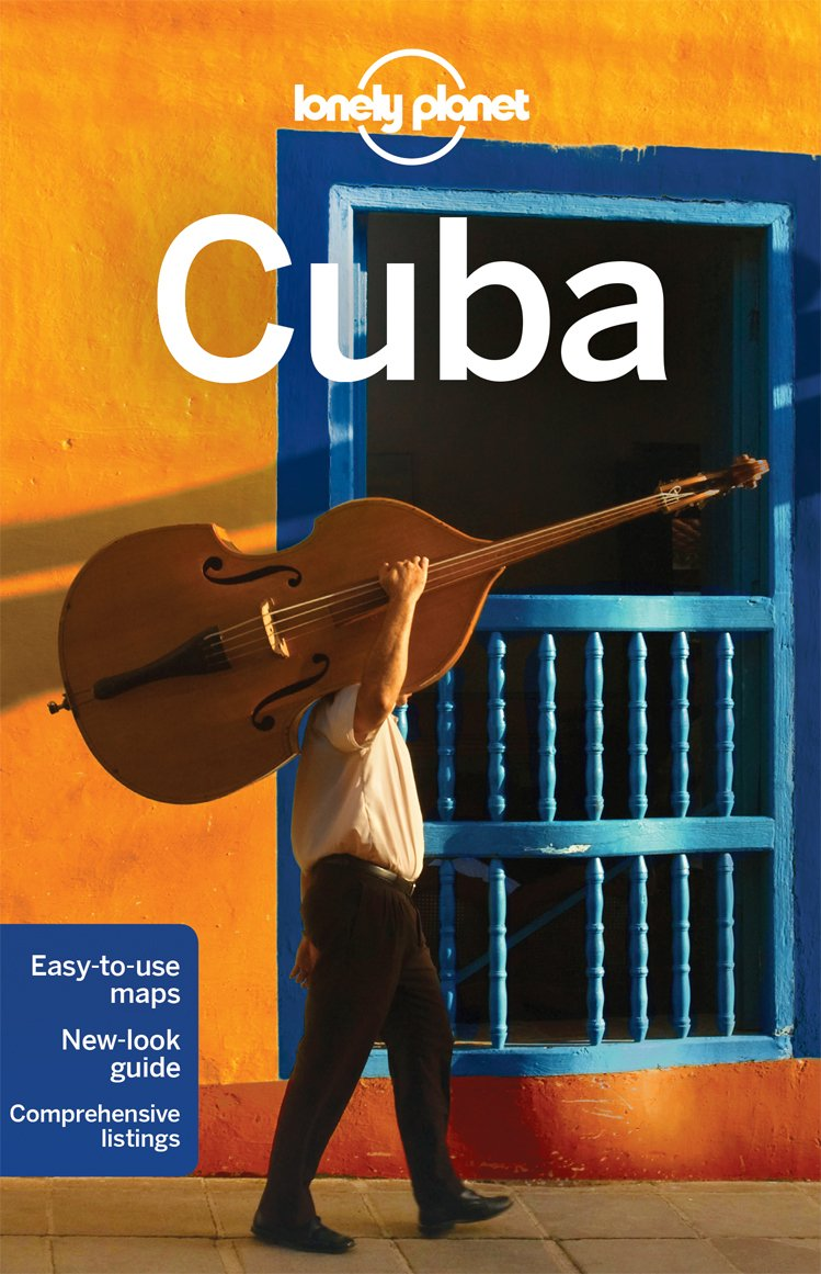 Lonely Planet Cuba Guide (Country Regional Guides)