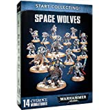 Warhammer 40k Start Collecting: Space Wolves