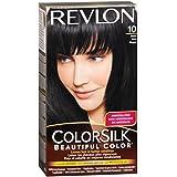 Revlon Colorsilk Beautiful Color Permanent Color, Black 10