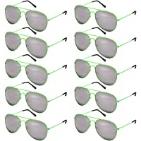 Ciffre EL-Sunprotect Pilotenbrille Fliegerbrille Sonnenbrille Brille Top Design - Auswahl aus 25 verschiedenen Farben/Modellen