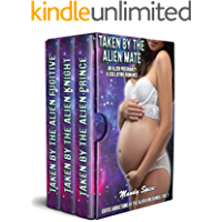 Taken By The Alien Mate VOL 1: An Alien Pregnancy & Egg Laying Romance (Erotic Abductions of the Alien Kind Bundle)