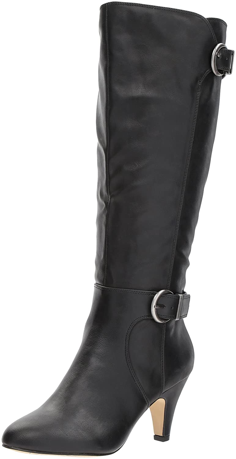 Bella Vita Women's Toni Ii Plus Harness Boot B073NQ7GL6 10 W US|Black