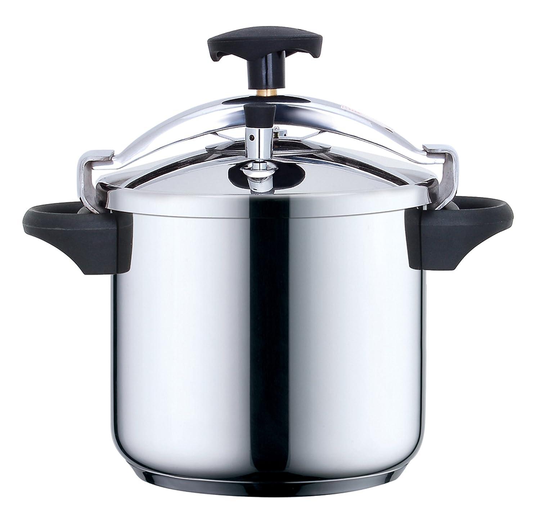 Kitchen Move CSB22-6L - Olla a presión (Acero Inoxidable), Color ...