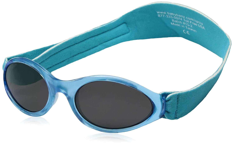 KidzBanz Adventure - Babysonnenbrille (0-2 Jahre), Grün