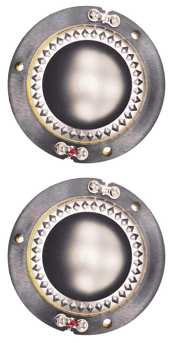 FidgetFidget Replacement Diaphragm fits 16 Ohm 2pcs