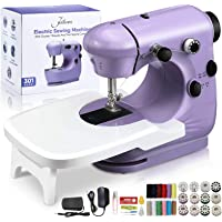 Mini Electric Sewing Machine, Handheld Household Sewing Machine Portable Lightweight,Small and Travel Sewing Machine…
