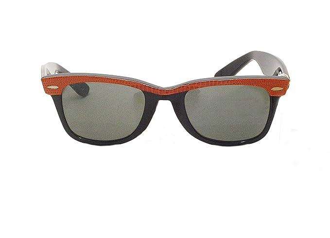 RAY BAN Gafas de sol - para mujer Nero E Pelle Di ...