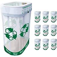 Flings Bins POP UP Recycle Bins - 10 Pack