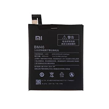 45c71d396ff Xiaomi Redmi Note 3 4050 mAh BM46 Battery  Amazon.in  Electronics