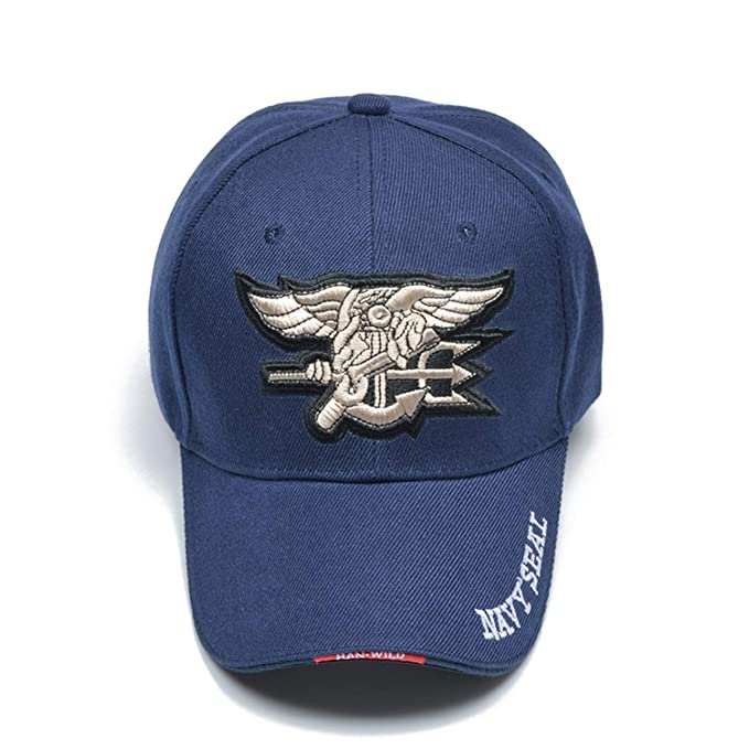 Amazon.com: Fashion Male Us Navy Seal Cap Air Soft Tactical Bone Gorras Baseball Caps Army Hat Black: Clothing