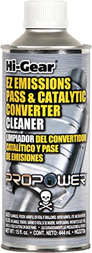 Hi-Gear EZ Emissions Pass and Catalytic Converter Cleaner