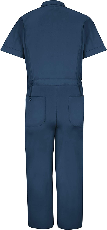 Red Kap Men's Speedsuit: Clothing