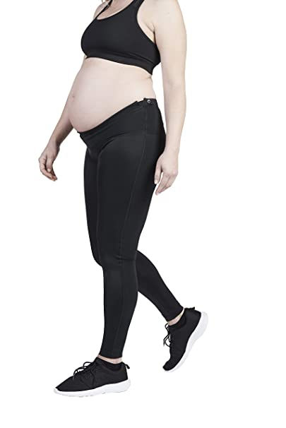 Amazon.com: SRC Pregnancy Leggings- Discover Pain Relief ...