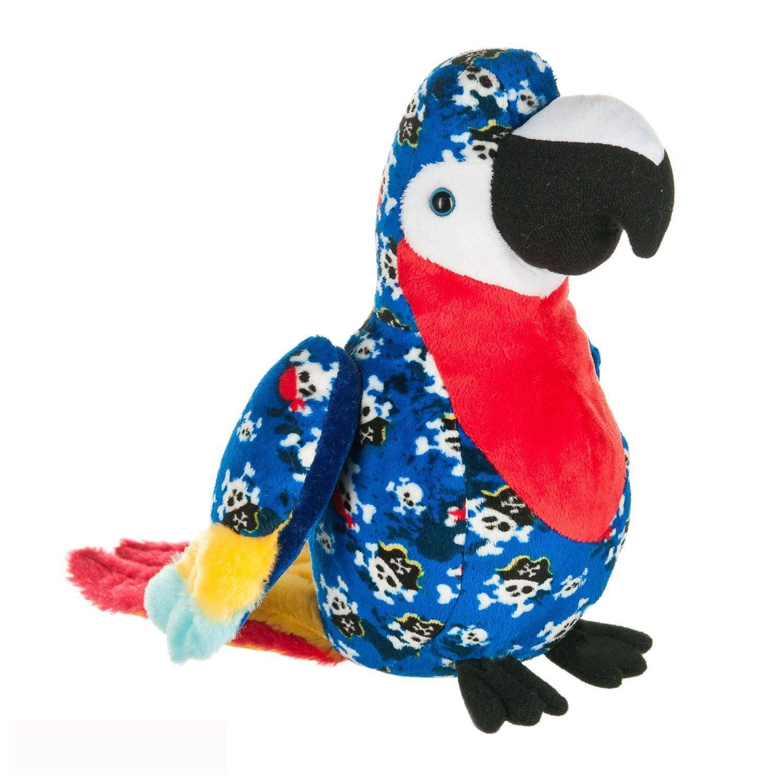 amazon com webkinz pirate parrot toys u0026 games