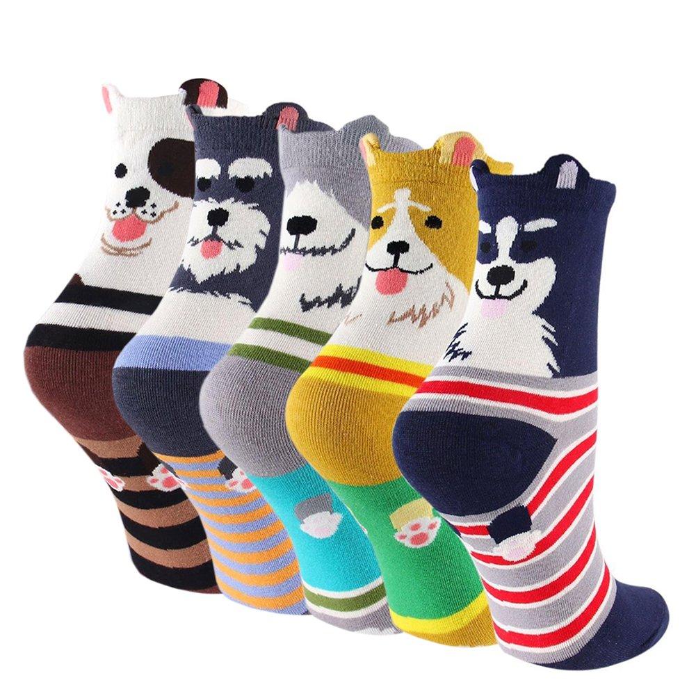 Calcetines De Dibujos De Animales mujeres, calcetines de algodón,calcetines térmicos product image