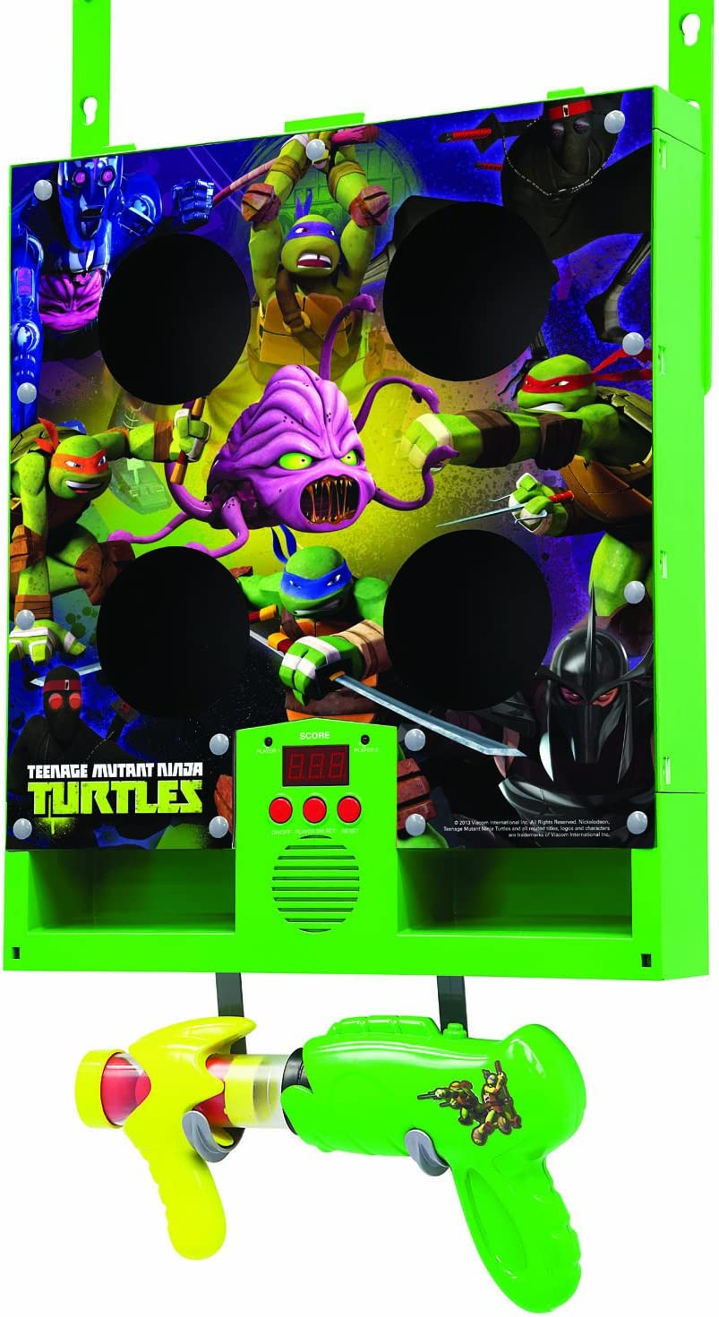 Teenage Mutant Ninja Turtles T-Blaster Game (Ball Blaster)