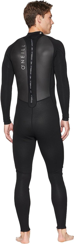 ONeill Wetsuits Reactor II 3//2mm Back Zip Full Wetsuit Traje h/úmedo Hombre