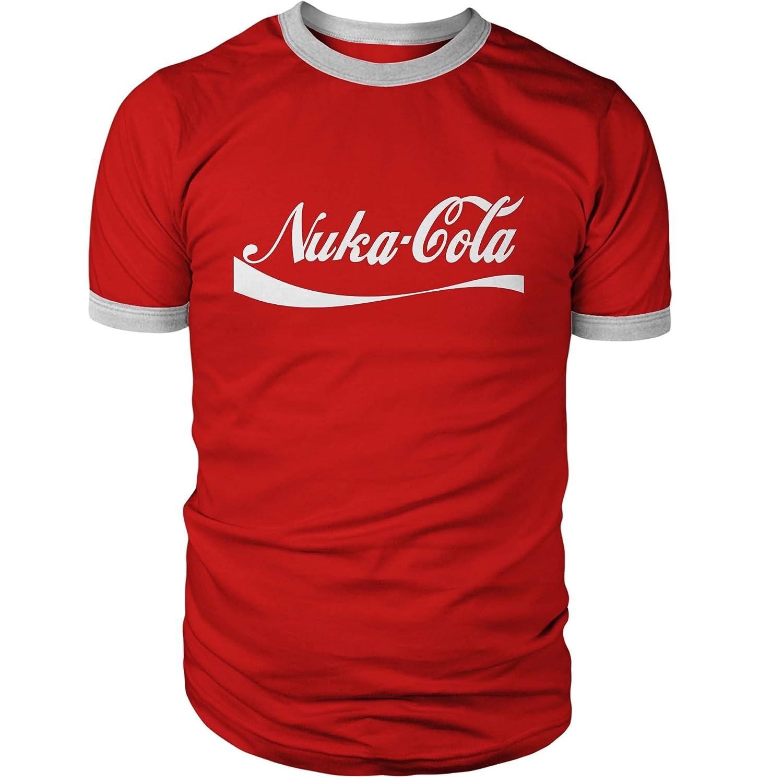 Nuka Cola Ringer Shirt