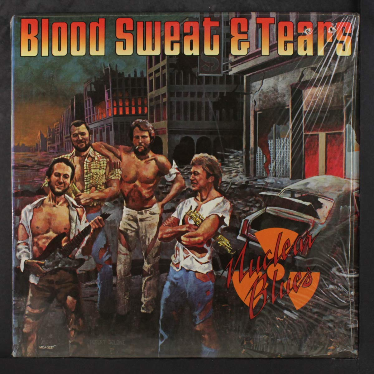 Nuclear Blues: Blood, Sweat And Tears: Amazon.es: Música