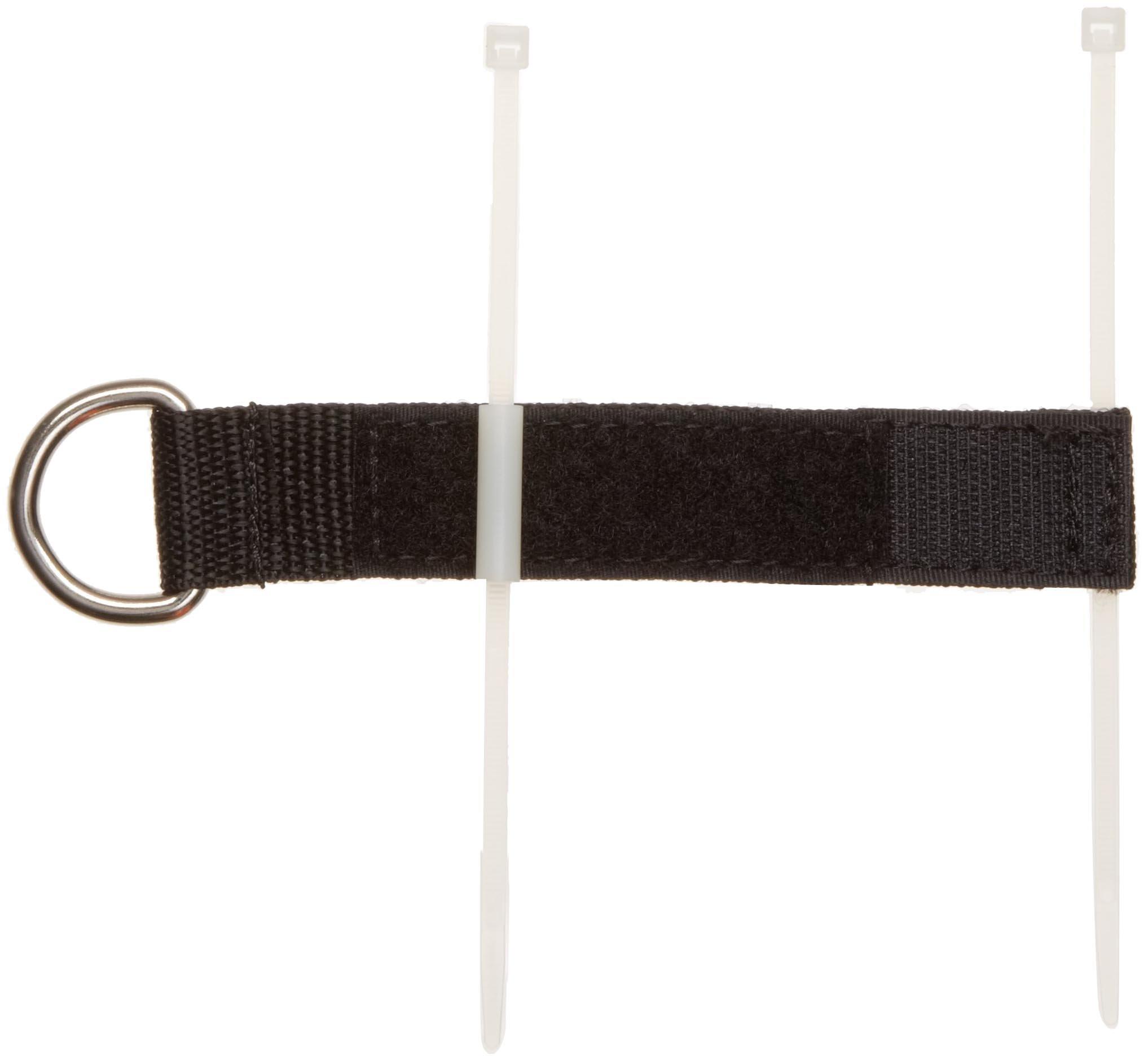 Wear Ease 738170040 Black Color, Shoe Fastener Kit (Bag of 4)