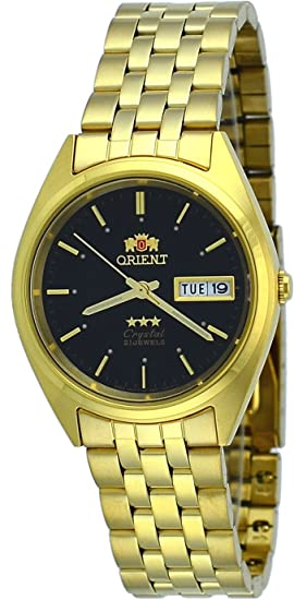 Reloj Orient Automático Hombre FAB0000FB9 Vintage