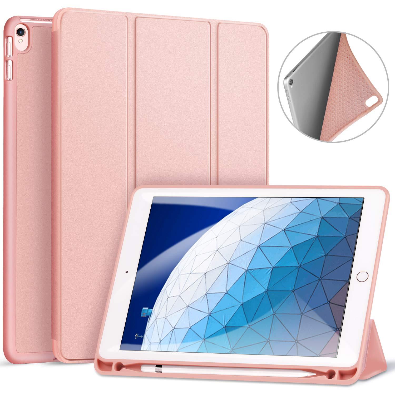 einfach anzubringen Bl/äschenfrei 3 St/ück apiker Schutzfolie f/ür iPad 2018//iPad 2017//iPad Pro 9.7//iPad Air 2//iPad air iPad 9.7 Panzerglas mit 9H H/ärte 2.5D abgerundet Kante