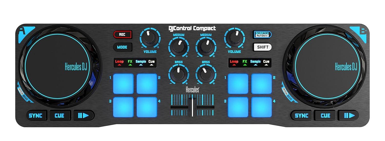 Mesa de mezcla DJ