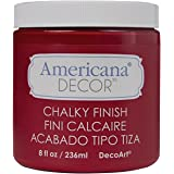 Deco Art ADC-06 Americana Chalky Finish Paint, 8-Ounce, Romance, Romance