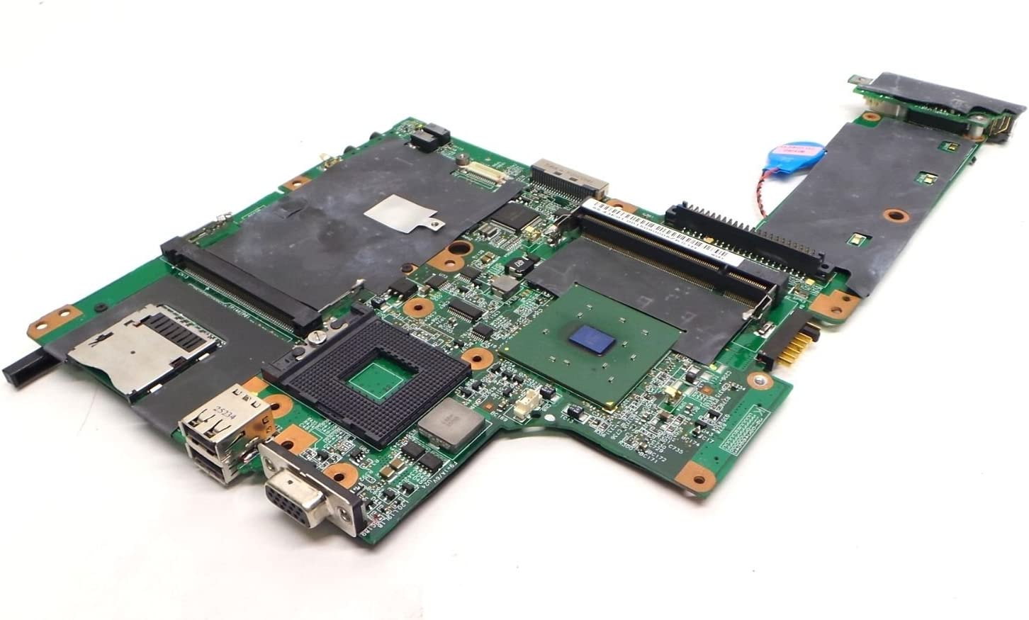 Genuine Dell J9873 RG076 Inspiron 700M 710M Intel 855GME Laptop Notebook Motherboard Logic System Board Compatible Part Numbers: J9873 RG076