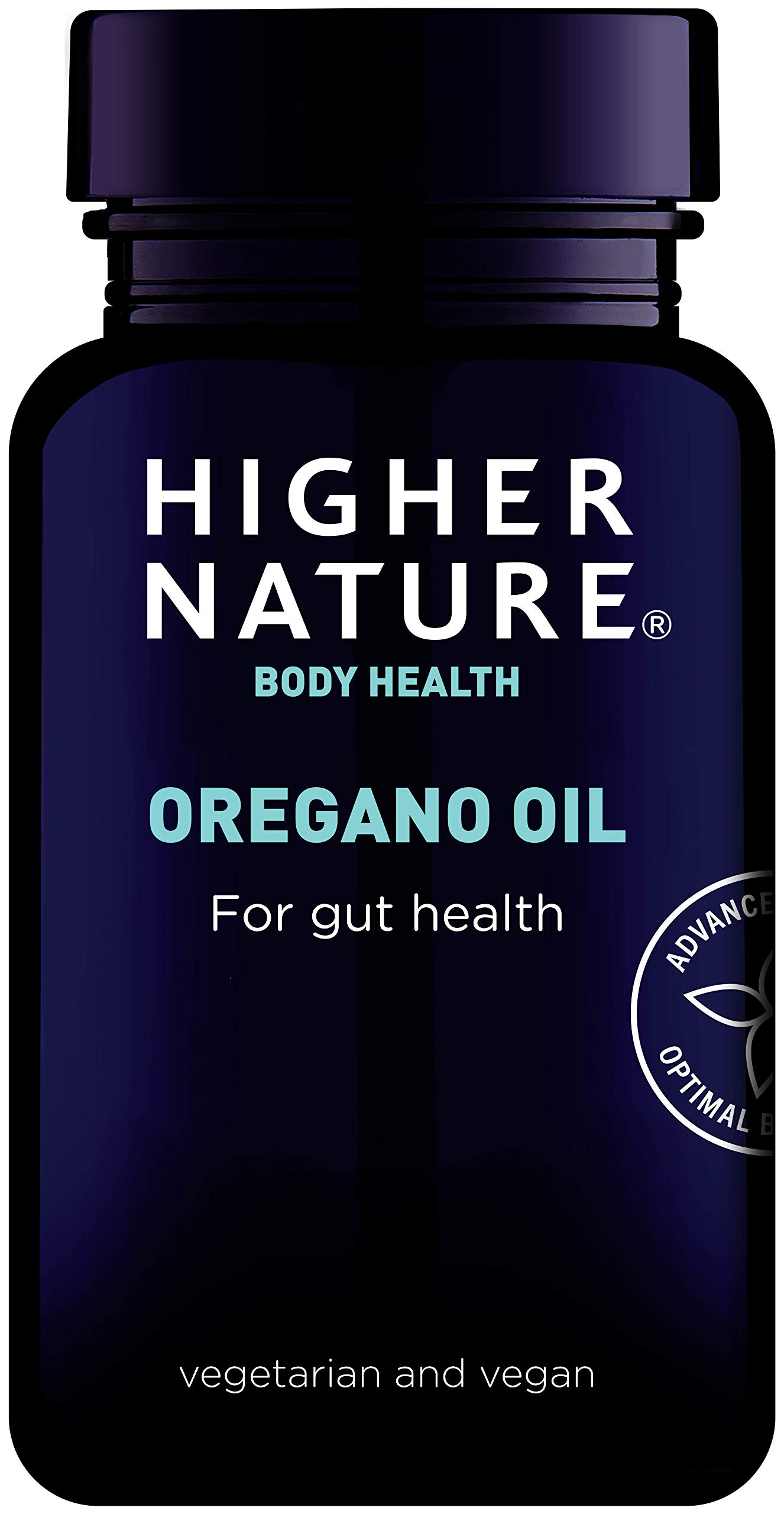 Higher Nature Oregano Oil Capsules Pack of 90 (Packaging May Be Vary)