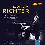 Svjatoslav Richter Plays Schubert - Live in Moscow (Box Set)