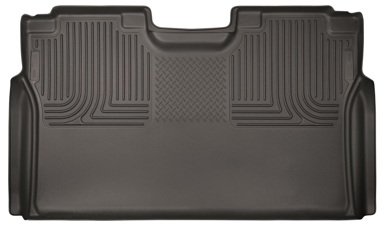 Husky Liners Center Hump Floor Liner Fits 15-19 F150 SuperCrew//SuperCab