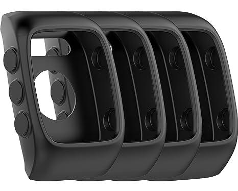 Funda protectora de repuesto para relojes Polar M430, de silicona suave y flexible, 4