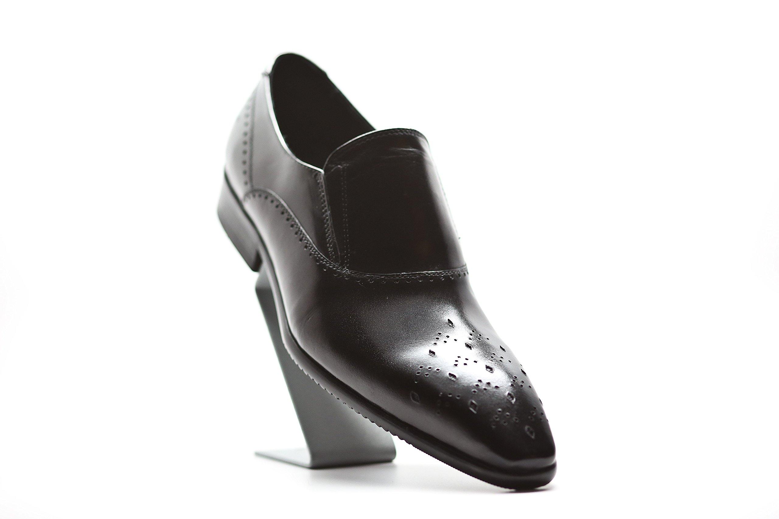 Liam Michael Shoes Men's Pavo 14 Black by Liam Michael Shoes