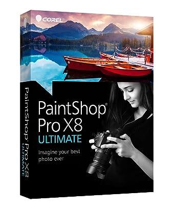 paintshop pro x8 vs x9