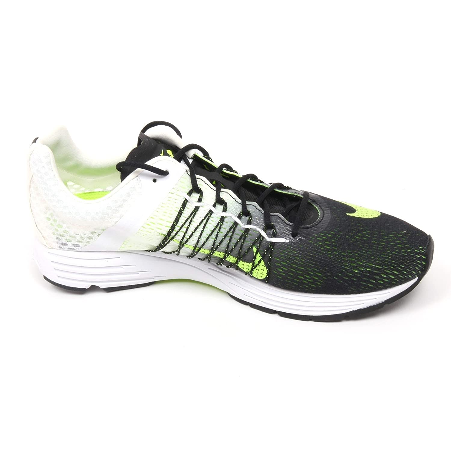e734a50d1b849 Nike Unisex Adults  Air Zoom Streak 5 Cp Running Shoes White  Amazon.co.uk   Shoes   Bags