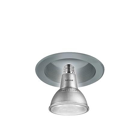 Philips LED Dimmable PAR30L 25-Degree Spot Light Bulb: 750-Lumen, 3000-Kelvin, 8-Watt (75-Watt Equivalent), E26 Base, Bright White, 4-Pack - - Amazon.com