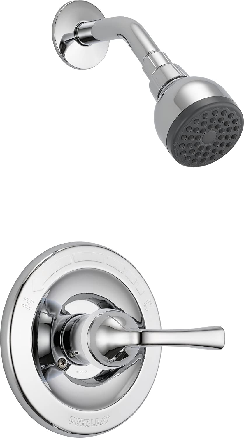 delta faucet b112900 foundations coreb core b series tub and shower trim with foundations roughin chrome bathtub and showerhead faucet systems
