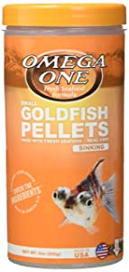 Omega One Goldfish Small Pellets