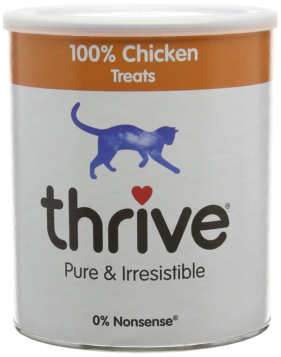 Thrive Friandises pour chat 100 % poulet Tube XL TRTAZ11A